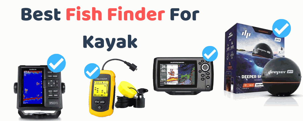 2020 Best Fish Finder For Kayak - FishingGear-Guide