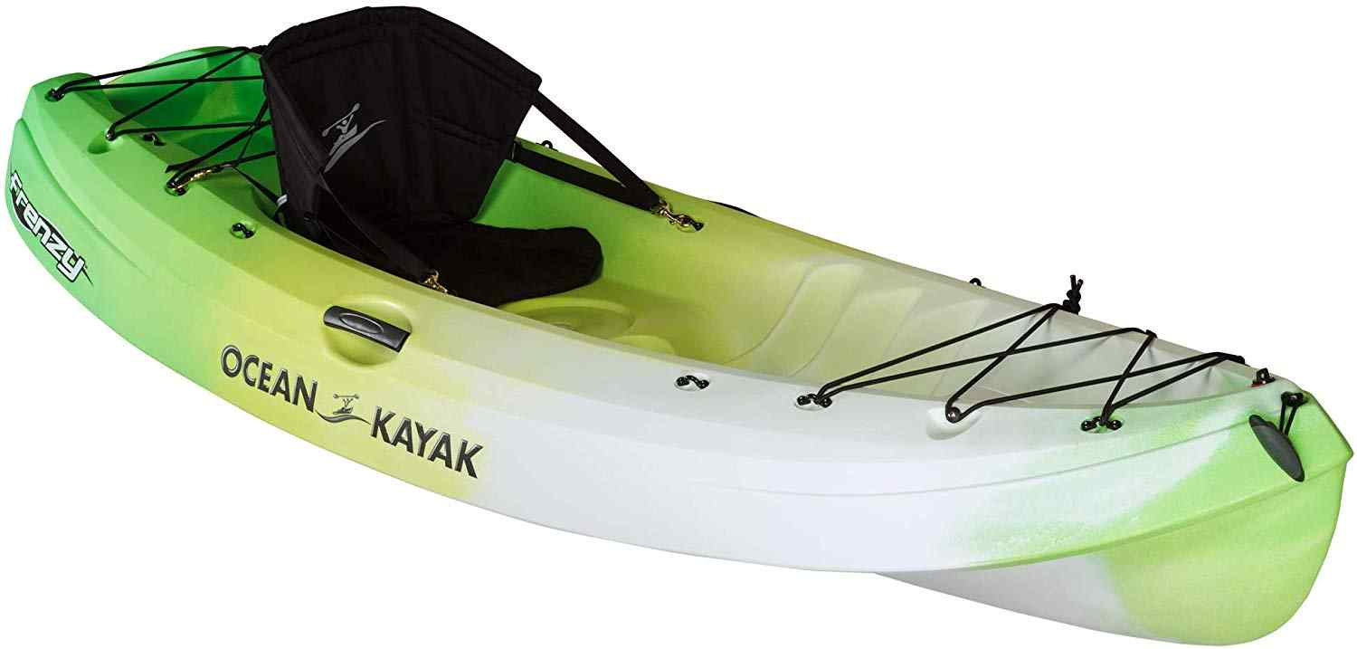 ocen and kayak
