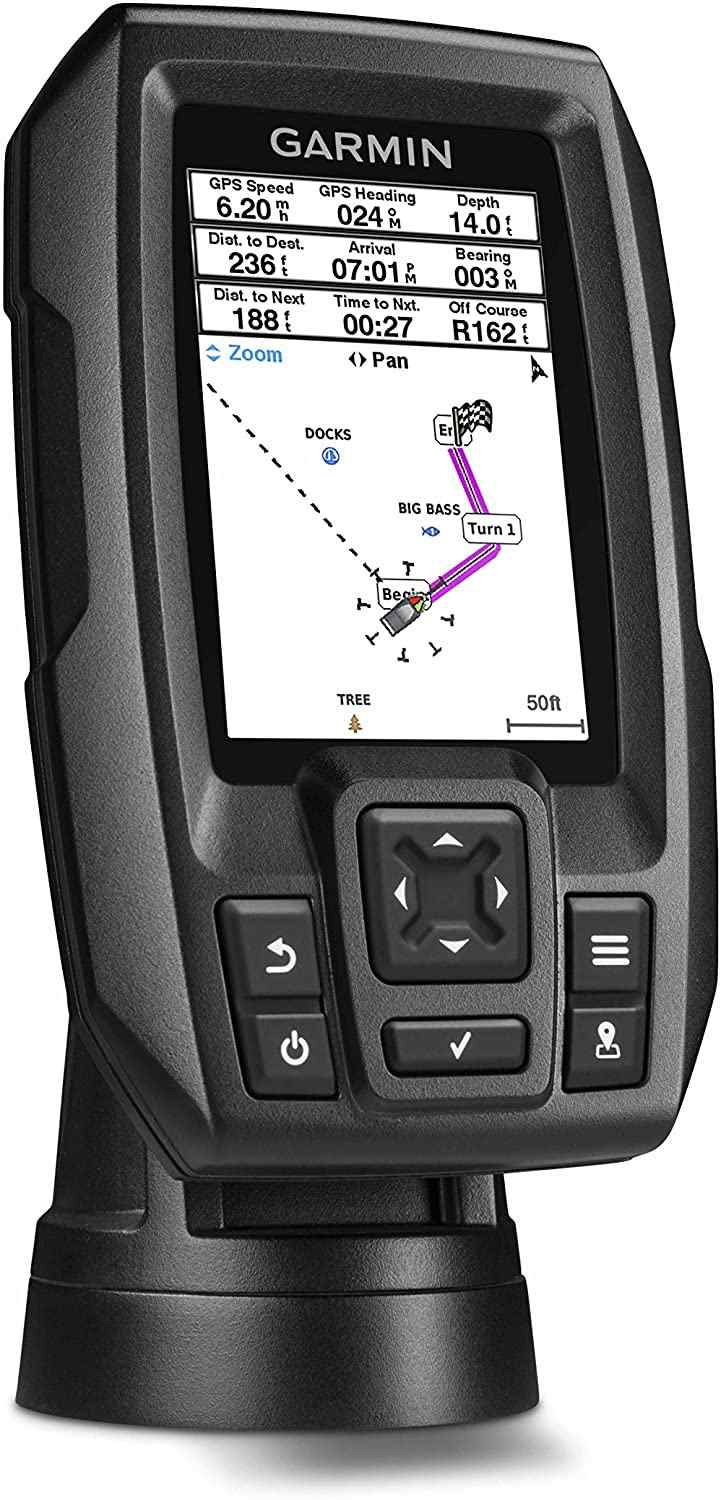 Garmin striker 4 GPS FISH FINDER
