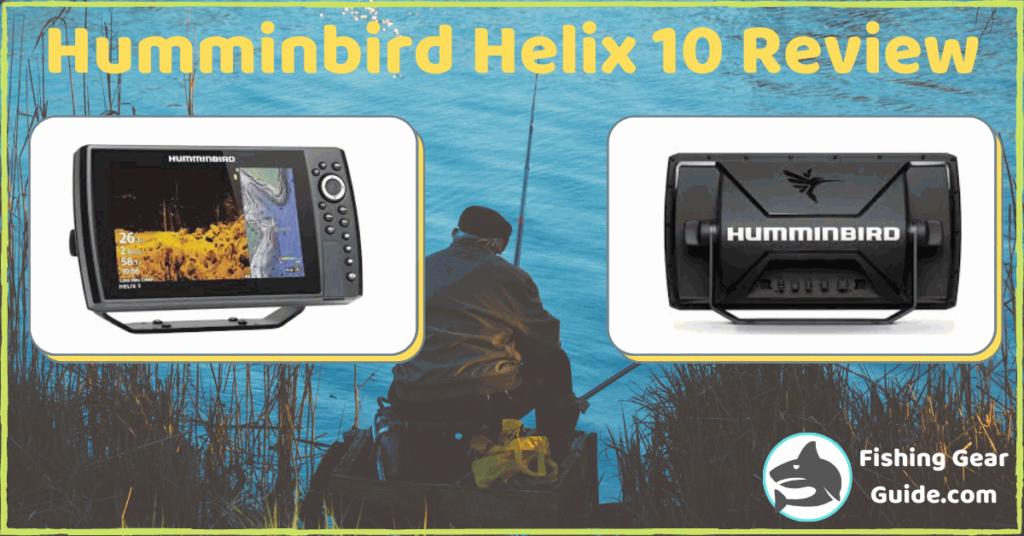 Humminbird Helix 10 Reviews