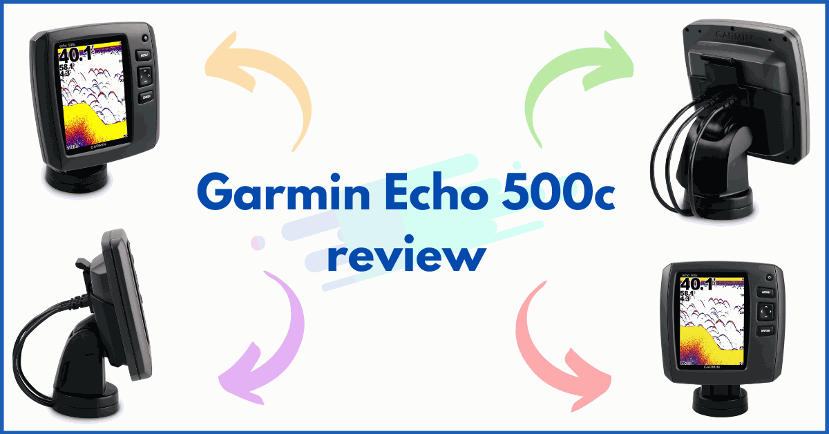 Garmin Echo 500c Review - features image
